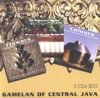 Gamelan of Central Java